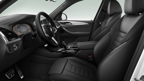 BMW X3 xDrive20d M Sport Auto 4