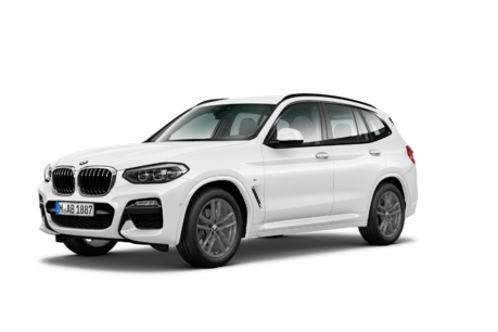 BMW X3 xDrive20d M Sport Auto 1