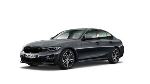 BMW 3 Series 320d xDrive M Sport Saloon 2