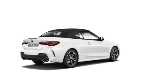 BMW 4 Series 430i M Sport Convertible AUTO 2