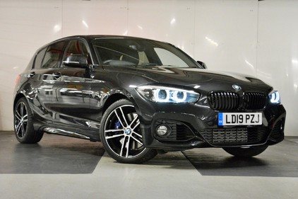 BMW 1 Series 118i M Sport Shadow Edition 5-door Auto