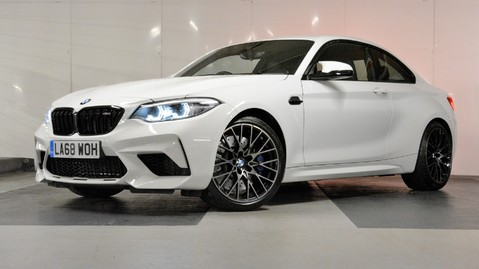 BMW 2 Series M2 Competition Coupe Auto 3