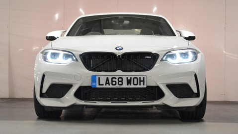 BMW 2 Series M2 Competition Coupe Auto 2