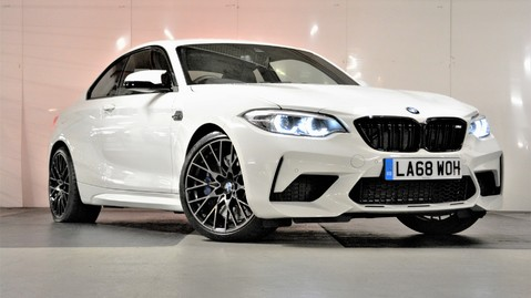 BMW 2 Series M2 Competition Coupe Auto 1