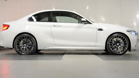 BMW 2 Series M2 Competition Coupe Auto 4