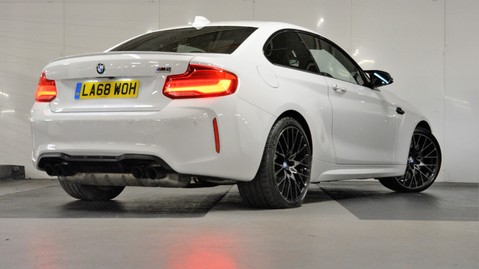 BMW 2 Series M2 Competition Coupe Auto 5