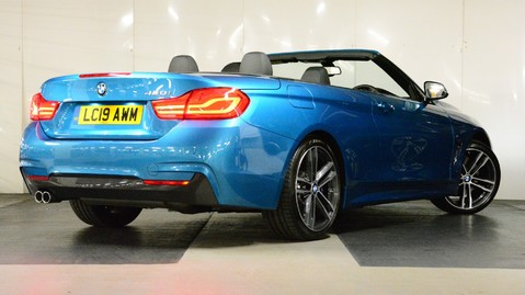 BMW 4 Series 420i M Sport Convertible Auto 7
