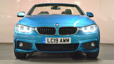 BMW 4 Series 420i M Sport Convertible Auto 2
