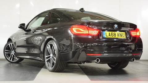 BMW 4 Series 440i M Sport Coupe Auto 4