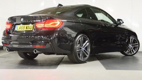 BMW 4 Series 440i M Sport Coupe Auto 7