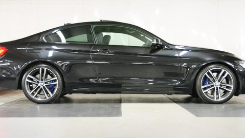 BMW 4 Series 440i M Sport Coupe Auto 5