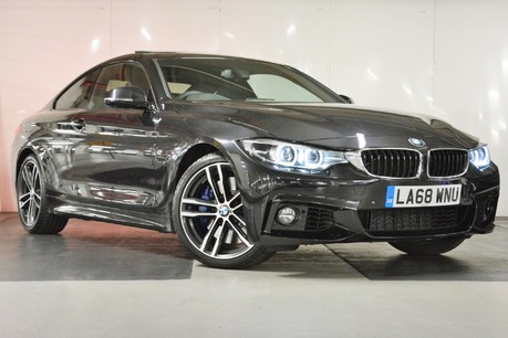 BMW 4 Series 440i M Sport Coupe Auto
