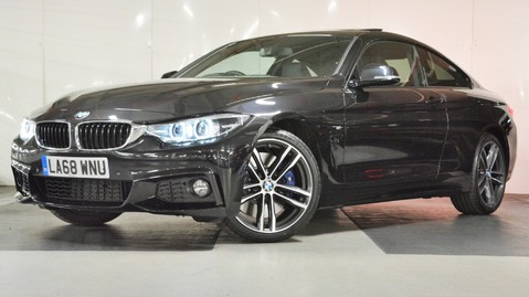BMW 4 Series 440i M Sport Coupe Auto 3