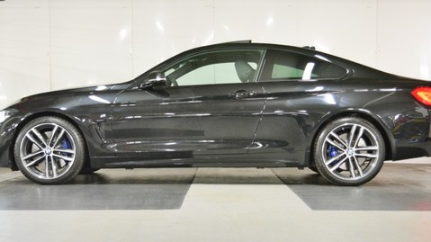 BMW 4 Series 440i M Sport Coupe Auto 8