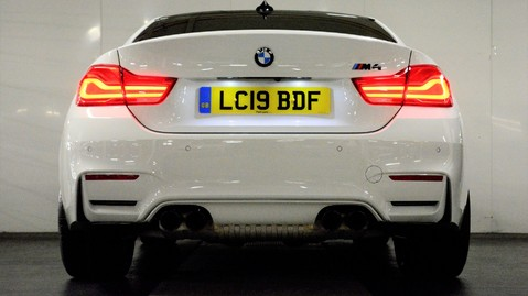 BMW 4 Series M4 Competition Package Coupe Auto 6