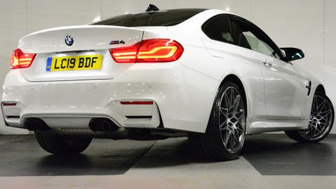 BMW 4 Series M4 Competition Package Coupe Auto 5