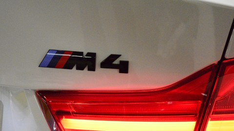 BMW 4 Series M4 Competition Package Coupe Auto 10