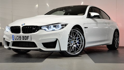 BMW 4 Series M4 Competition Package Coupe Auto 3