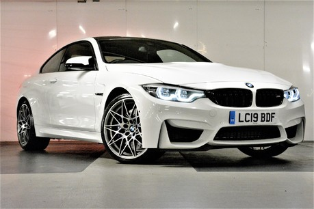 BMW 4 Series M4 Competition Package Coupe Auto