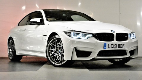 BMW 4 Series M4 Competition Package Coupe Auto 1