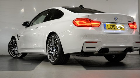 BMW 4 Series M4 Competition Package Coupe Auto 7