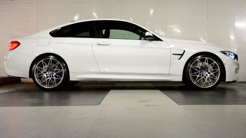 BMW 4 Series M4 Competition Package Coupe Auto 4