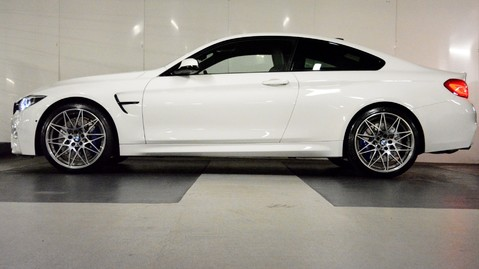 BMW 4 Series M4 Competition Package Coupe Auto 8