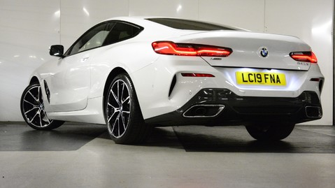 BMW 8 Series 840d xDrive Coupe Auto 7