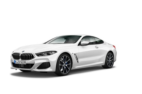 BMW 8 Series 840d xDrive Coupe Auto