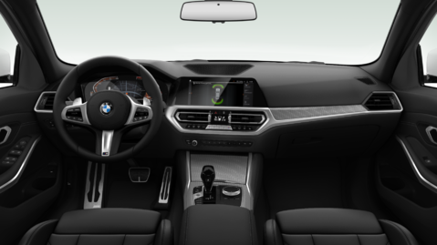 BMW 3 Series 320i M Sport Saloon Auto 4