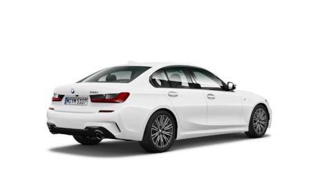 BMW 3 Series 320i M Sport Saloon Auto 2