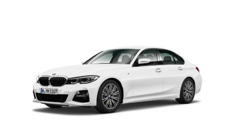 BMW 3 Series 320i M Sport Saloon Auto 1