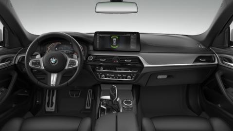 BMW 5 Series 520d M Sport Saloon Auto 3