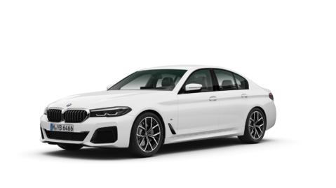 BMW 5 Series 520d M Sport Saloon Auto 1
