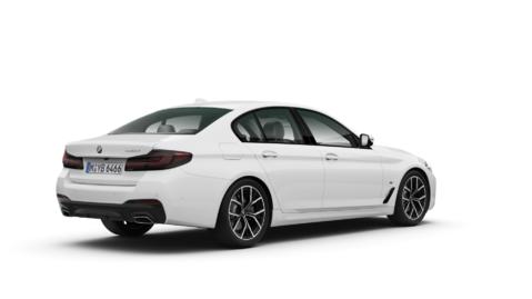 BMW 5 Series 520d M Sport Saloon Auto 2