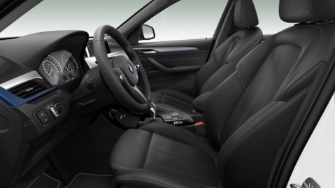 BMW X1 xDrive20d M Sport Auto 4