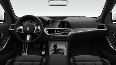 BMW 3 Series 330d M Sport Saloon Auto 3