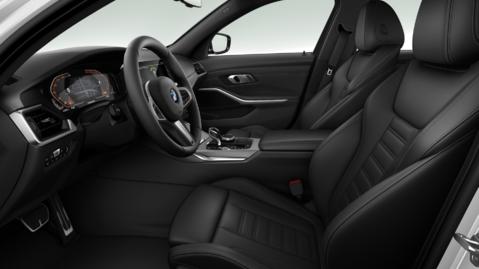 BMW 3 Series 330d M Sport Saloon Auto 4