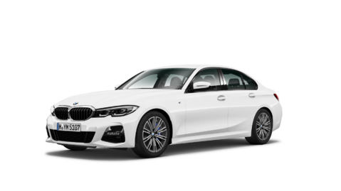 BMW 3 Series 330d M Sport Saloon Auto 1