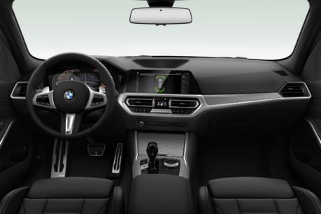 BMW 3 Series 330d M Sport Saloon Auto 2