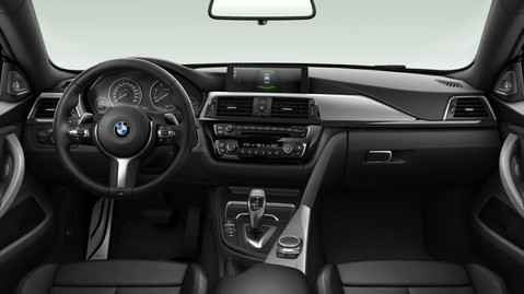 BMW 4 Series 430d M Sport Gran Coupe Auto 4