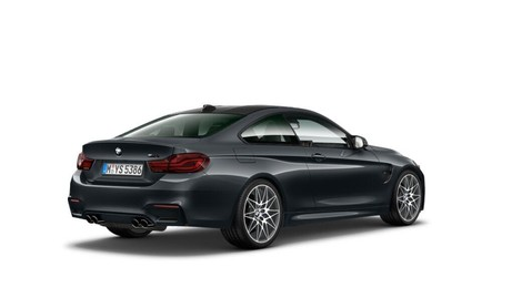 BMW M4 Competition Package Coupe 2