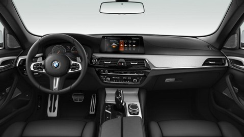 BMW 5 Series 520i M Sport Saloon 3