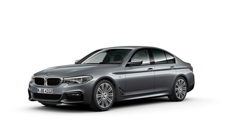 BMW 5 Series 520i M Sport Saloon 1