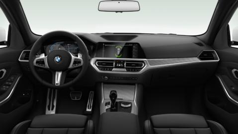 BMW 3 Series 330e M Sport Touring AUTO 3