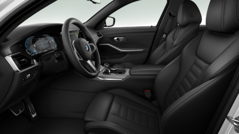BMW 3 Series 330e M Sport Touring AUTO 4