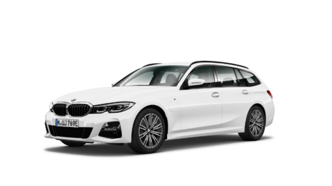 BMW 3 Series 330e M Sport Touring AUTO 1