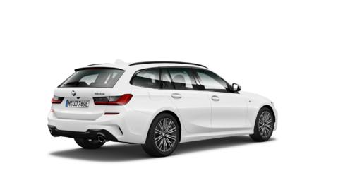 BMW 3 Series 330e M Sport Touring AUTO 2