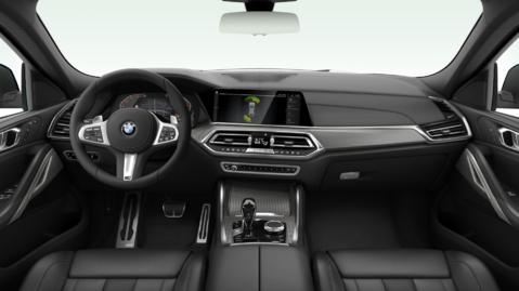 BMW X6 xDrive30d M Sport Auto 4