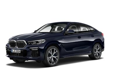 BMW X6 xDrive30d M Sport Auto